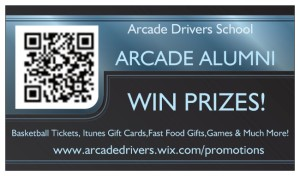 Arcade Alumni Card Again